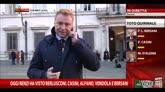 Renzi ha visto Berlusconi, Casini, Alfano, Vendola e Bersani