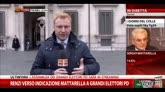 Renzi verso indicazione Mattarella a grandi elettori Pd