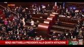 """29/01/2015 - Grandi elettori PD: """"Unanimità su Mattarella"""""""