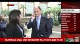 30/01/2015 - Schifani: Governo va avanti, ma errore scelta unilaterale