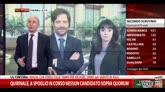 """30/01/2015 - Civati: """"Mattarella è persona autorevole che stimiamo tutti"""""""