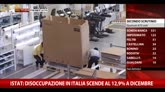 Istat: disoccupazione in Italia scende al 12,9% a dicembre