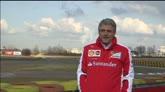"""30/01/2015 - Arrivabene: """"E' una Ferrari davvero sexy"""""""