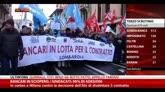 30/01/2015 - Bancari in sciopero, i sindacati: 90% di adesioni