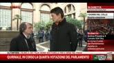Quirinale, Brunetta: ci dispiace per cambio di linea Ap