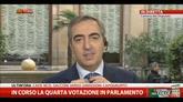 31/01/2015 - Quirinale, il commento di Maurizio Gasparri (Forza Italia)