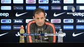 """31/01/2015 - Juve, Allegri: """"Momento cruciale della stagione"""""""