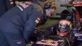 31/01/2015 - F1 2015, la nuova Toro Rosso è già in azione