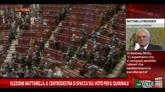 Elezione Mattarella, centrodestra si spacca sul voto