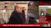 Renzi: patto del Nazareno non riguardava il Colle