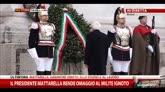 Colle: l'insediamento di Mattarella