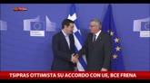 04/02/2015 - Tsipras ottimista su accordo con Ue, Bce frena