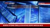 05/02/2015 - La borsa di Atene crolla in avvio dopo la mossa della BCE