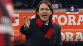 Milan al lavoro per la super sfida con la Juve