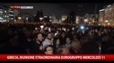 06/02/2015 - Grecia, riunione straordinaria dell'Eurogruppo mercoledì 11