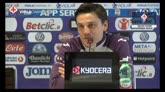 """Fiorentina, Montella: """"Io al Milan? Solo gossip"""""""