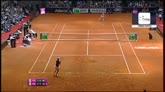 """08/02/2015 - Fed Cup, Errani soddisfatta: """"Contenta per il primo punto"""""""