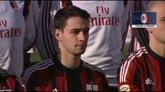 Milan, foto di squadra. Ma sorride anche il calendario
