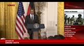 """11/02/2015 - Ucraina, Obama chiama Putin: """"Vertice a 4 per la pace"""""""