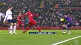 """11/02/2015 - Balo finalmente decisivo: gol con i """"baffi"""" agli Spurs"""