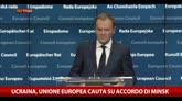 Ucraina, Unione Europea cauta su accordo di Minsk
