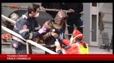 Sbarcati a Salerno 350 migranti raccolti nel Mediterraneo
