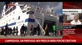 Lampedusa, un profugo: noi presi di mira perché cristiani