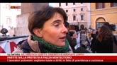 Partite IVA, la protesta a piazza Montecitorio