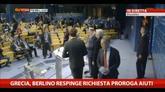 Grecia, Berlino respinge richiesta proroga aiuti