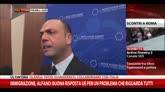 19/02/2015 - Immigrazione, Alfano: buona risposta Ue a problema