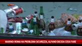 Marino: Roma ha problema sicurezza, Alfano decida cosa fare