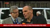 Grecia: accordo Eurogruppo, Atene estende programma 4 mesi