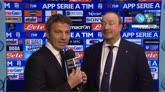 """23/02/2015 - Benitez: """"Abbiamo dimostrato di avere voglia di vincere"""""""