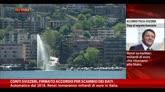 24/02/2015 - Conti svizzeri, firmato accordo per scambio dei dati