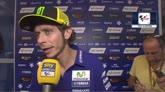 """25/02/2015 - MotoGP, Rossi: """"Test positivo. Vediamo nelle altre piste"""""""