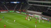 25/02/2015 - Bayer Leverkusen-Atletico Madrid 1-0
