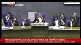 """26/02/2015 - Processo d'appello Scazzi, domani la """"verità"""" di Cosima"""