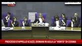 """26/02/2015 - Caso Scazzi, al processo la """"verità"""" di Cosima"""