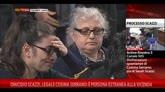 27/02/2015 - Omicidio Scazzi, legale Cosima: persona estranea a vicenda