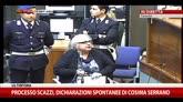27/02/2015 - Processo Scazzi, Cosima: mai parlato male del padre di Sara