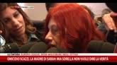 27/02/2015 - Omicidio Scazzi, madre Sarah: mia sorella non dice verità