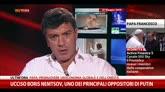 Putin, le parole di Nemtsov a SkyTG24 Economia nel 2009
