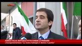 Forza Italia, Raffaele Fitto chiede le primarie