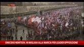 Omicidio Nemtsov, in migliaia in marcia a Mosca