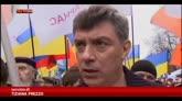 Omicidio Nemtsov, sospetti sulla fidanzata ucraina