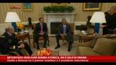 04/03/2015 - Netanyahu: Iran avrà bomba atomica, ma è gelo di Obama