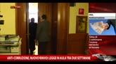 Anti-corruzione,nuovo rinvio: legge in aula tra 2 settimane