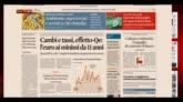 Rassegna stampa nazionale (05.03.2015)