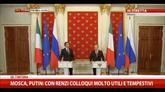 """Libia, Renzi: """"Ruolo della Russia può essere decisivo"""""""