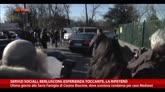 Servizi sociali, Berlusconi: esperienza toccante, ripeterò